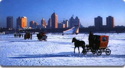 город Харбин, провинция Хэйлунцзян, Китай (КНР)