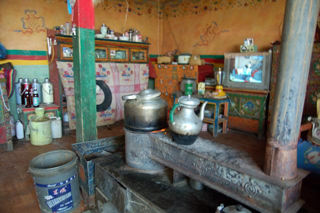 Тибетское жилище