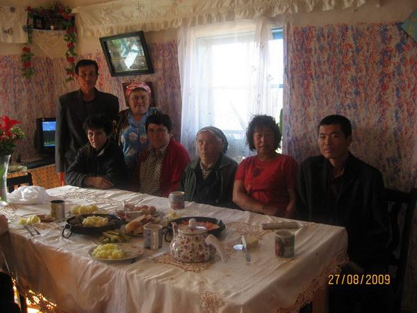 Семья Ведерниковой-Самохвалова / Статья о китайских русских Ольги Курто в Магазете
