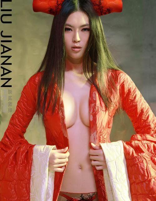 Журнал FHM китайская версия