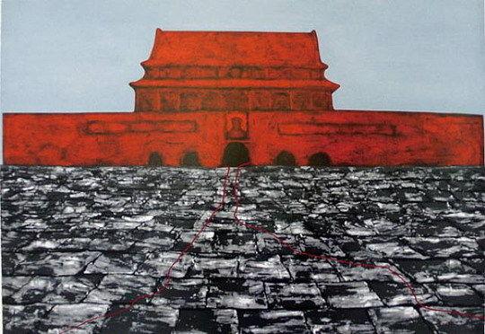 Чжан Сяоган / Китайские художники / Магазета