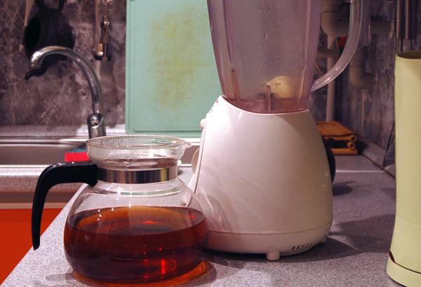 Чай с маслом 2