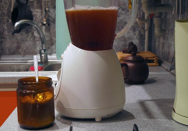 Чай с маслом 3