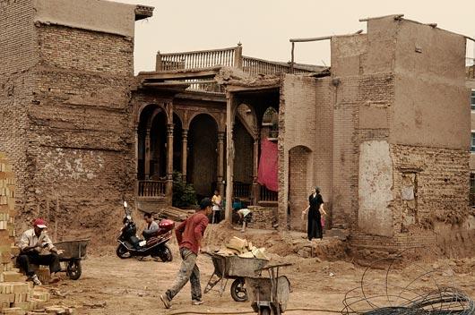 Старый город Кашгар