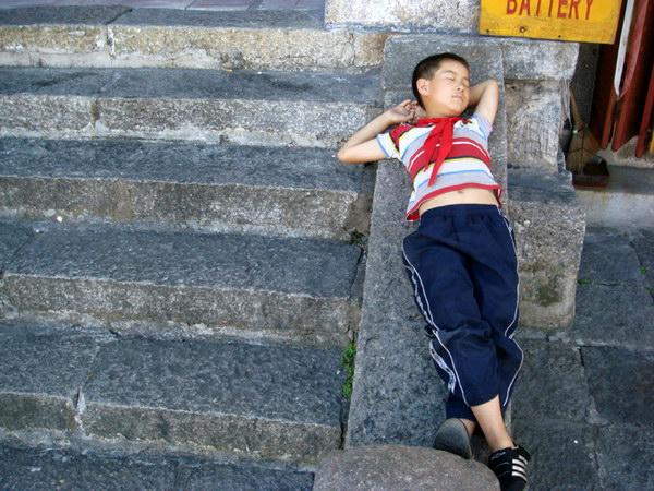 Спящие китайцы. Фотографии fotosof. | Магазета