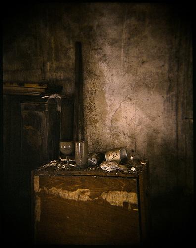 """Чердак с привидениями / Катя Князева """"Исчезающий Шанхай"""" / Магазета"""