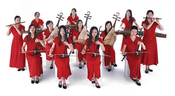 12 GIRLS BAND (女子十二乐坊)