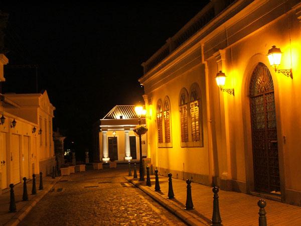 Типичная жилая улица