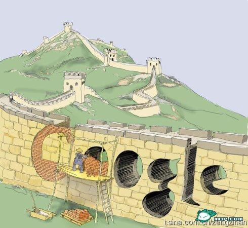 Google заблокировали в Китае