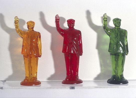 Поедая Мао (2002), Крис Раян