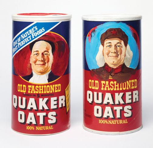"""Quaker Oats Mao"", 1987"