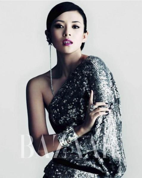 Женская красота в Китае