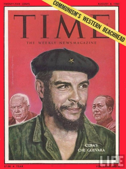 "Time Magazine – August 8, 1960 – ""Communism's Western Beachead"""