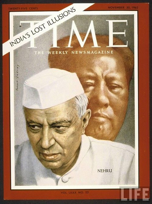 "Time Magazine – November 30, 1962 – ""India's Lost Illusions"""
