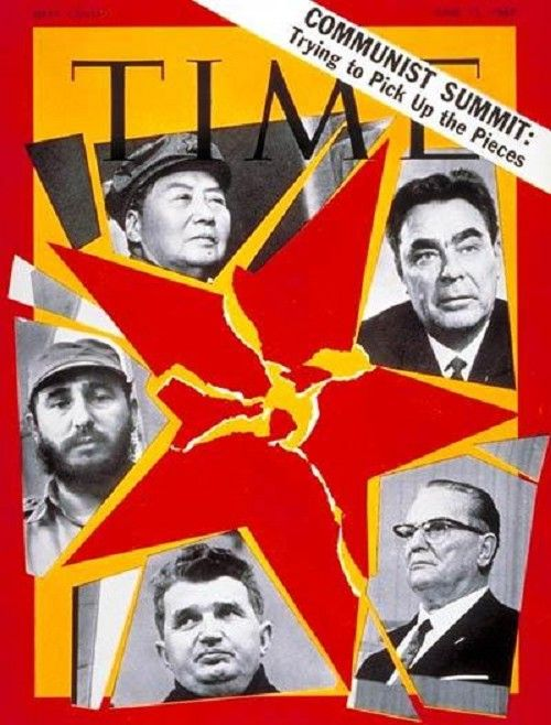 "Time Magazine – June 13, 1969 – ""Communist Summit: Trying To Pick Up The Pieces"""