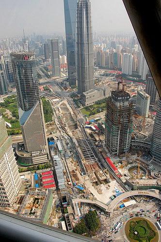 Oriental Pearl TV Tower / Восточная Жемчужина в Шанхае