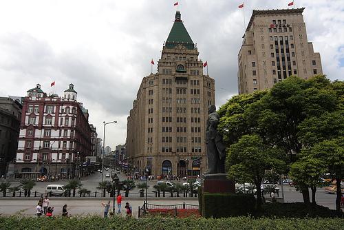 Северное и южное здание