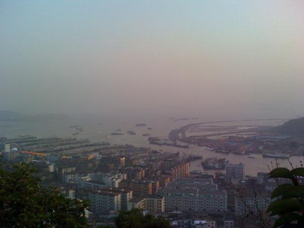 Туманный Альбион Восточного моря