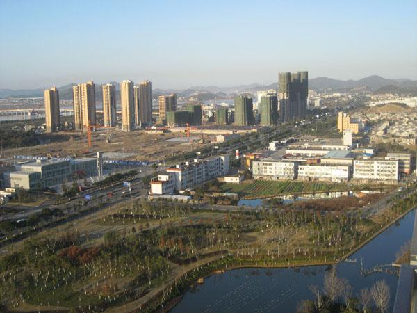 «Новый город Чжоушань»