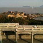 Лежащий Будда на горизонте