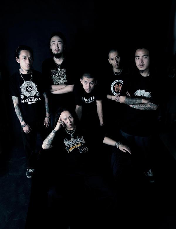 Китайский нью-метал: группа 夜叉 (Yecha, Yaksa)