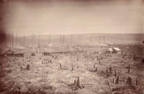 Амурская Калифорния, или Желтугинская Республика / Магазета