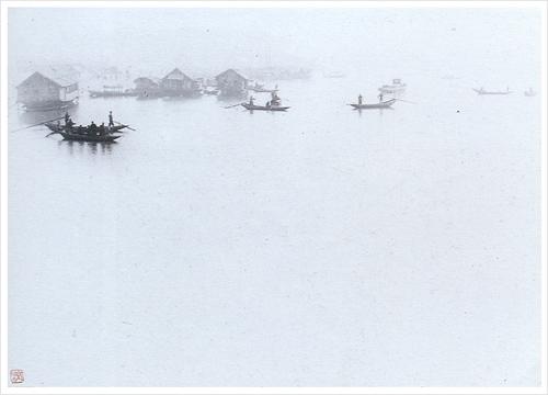 Туманная река, 1937