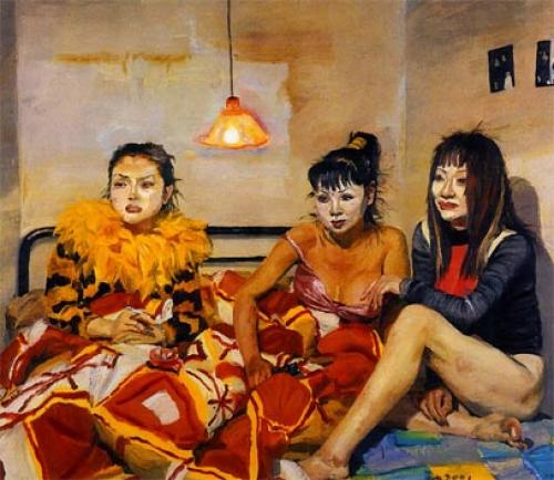 Liu Xiaodong Girls, 2001