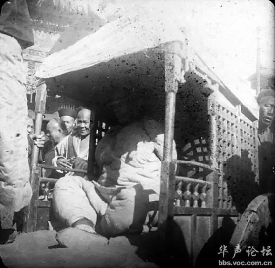 """Опубликованы исторические фотографии казни """"Тысячи надрезов"""""""