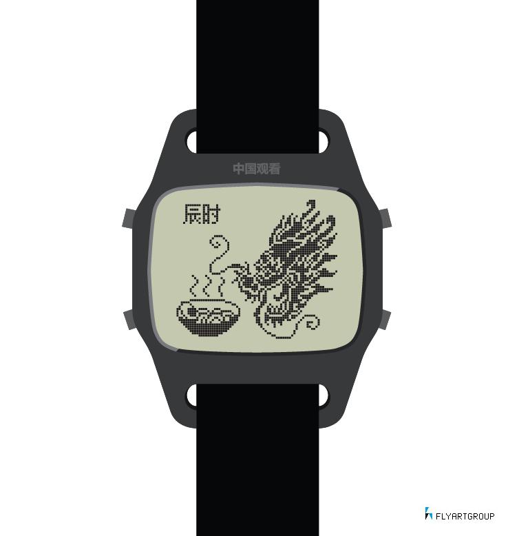 Мода с кремния часы, Наручные часы, Дешевые часы-Часы-ID продукта