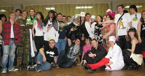 После вручения Podcast Awards 2010. Фото пользователя nkvd008 с сайта picasaweb.google.com
