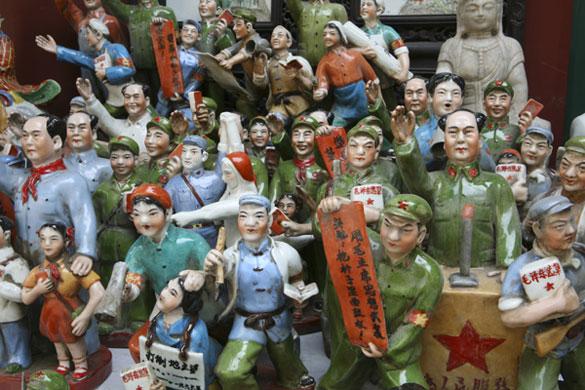 Китайский фарфор: позавчера, вчера и сегодня / Магазета
