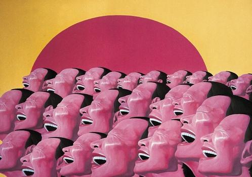 Цинический реализм китайского современного искусства / Магазета