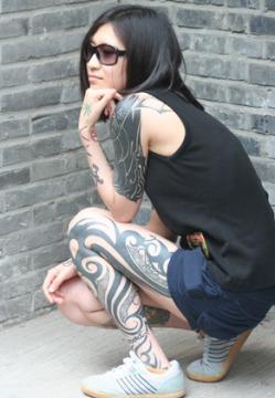 Китайские татуировки: что они символизируют в современном сообществе?
