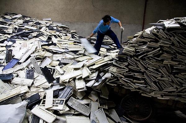 Гуйюй: китайская деревня электронного мусора / Магазета
