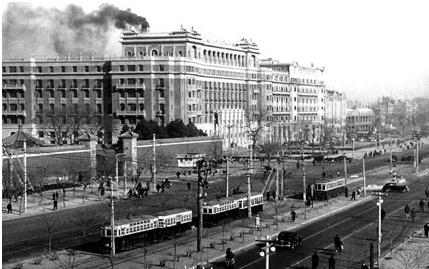 О гостинице Beijing Hotel в Пекине / Андрей Крючков специально для Магазеты