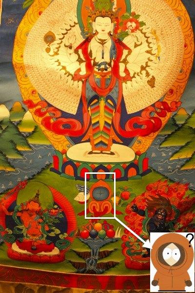 Загадка тибетской танки / Магазета