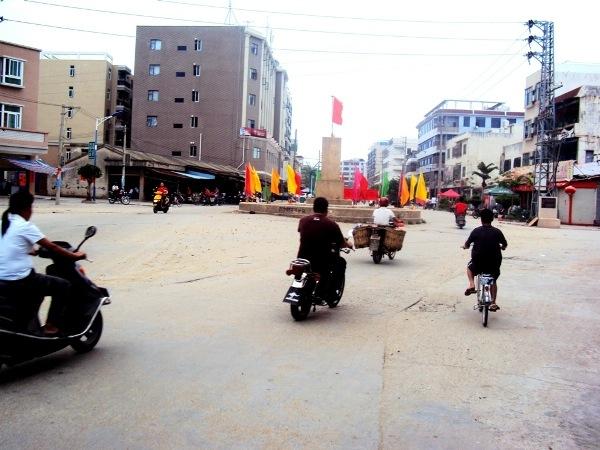 Путешествие в китайскую мото-деревню / Магазета