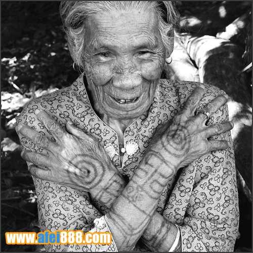 Татуировки на китайцах / Магазета