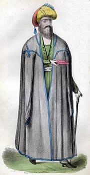 Nestorian Bishop