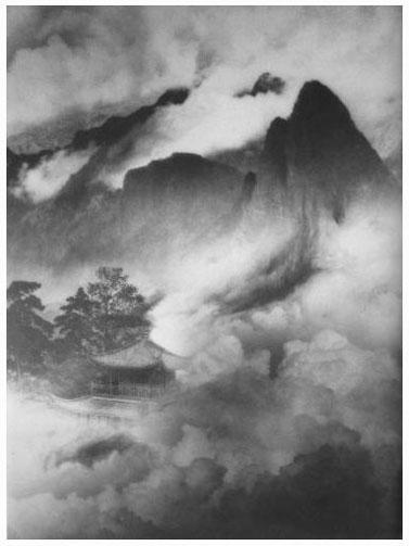 Традиционная китайская фотография: Лан Цзиншань (郎静山)