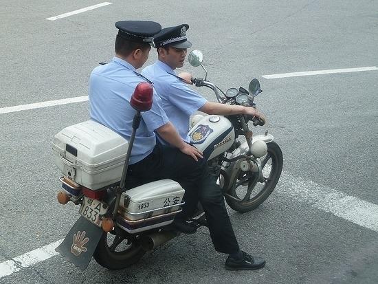 Хороший полицейский, плохой полицейский