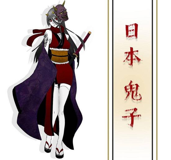 "日本鬼子 или ""японские черти"" / Магазета"
