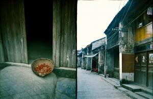 Улочки в старом Синпине / Катя Князева в Магазете