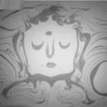 Тушью по воде / Китайский художник в Магазете