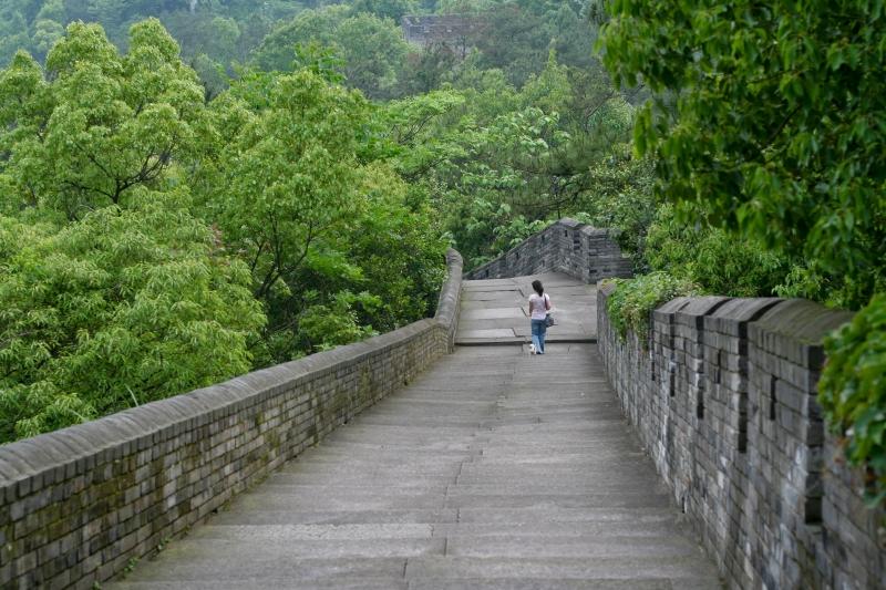 Великая стена Южного Заречья / Китай / Магазета