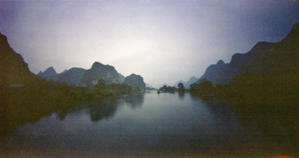Речной пейзаж / Катя Князева в Магазете
