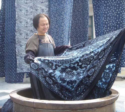 Как Шанхай стал центром производства хлопчатобумажной ткани, или легенда о матушке Хуан