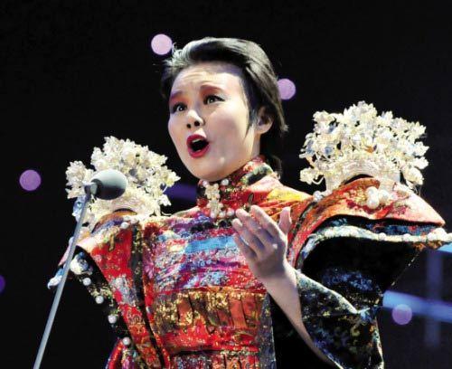 Рожденные небом: Гун Линьна и «Оркестр пяти элементов»