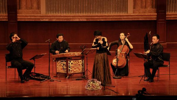Рожденные небом: Гун Линьна и «Оркестр пяти элементов» / Магазета